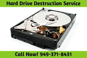 Hard Drive Destruction Service Newport Beach CA