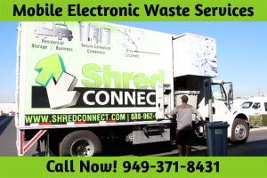 Mobile Shredding Newport Beach, CA