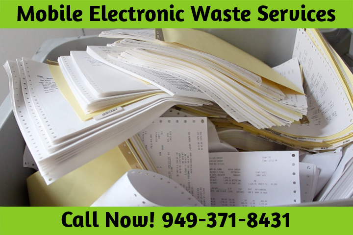 Shredding Companies Newport Beach, CA - (949) 371-8431