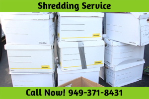 Secure Document Shredding Services